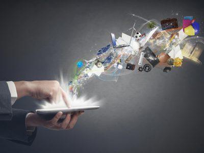 La transformation digitale par… L'Internet des Objets (IOT)
